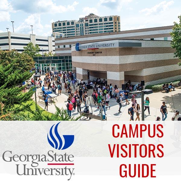 GSU Visitor Guide Website