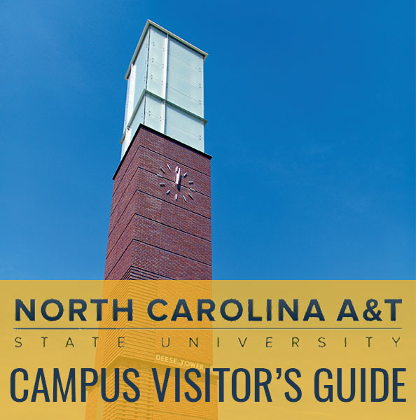 NCAT Visitor's Guide Website