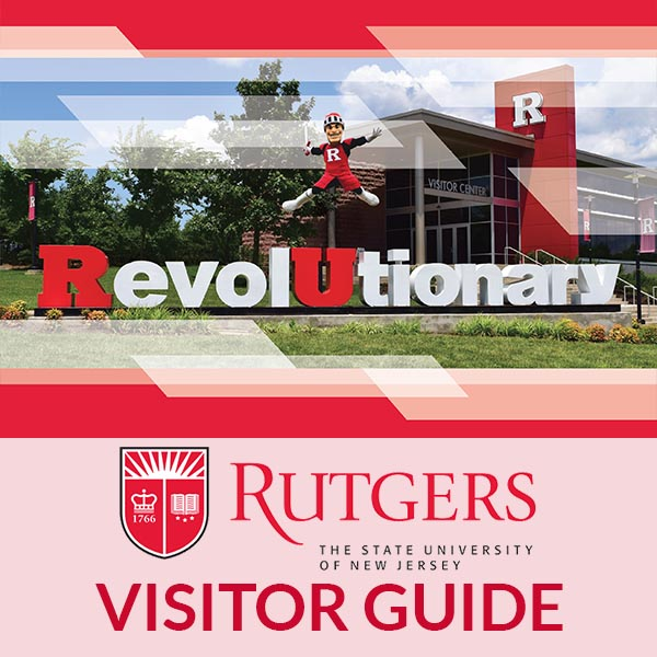 Rutgers Visitor Guide Website