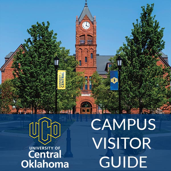 UCO Visitor Guide Website