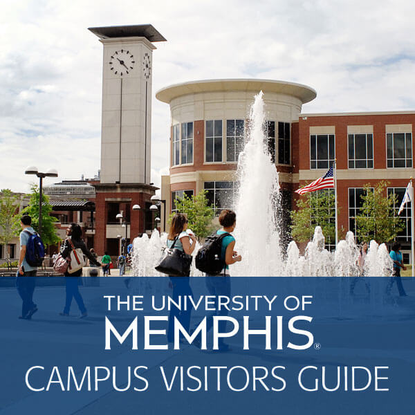 University of Memphis Campus Visitors Guide