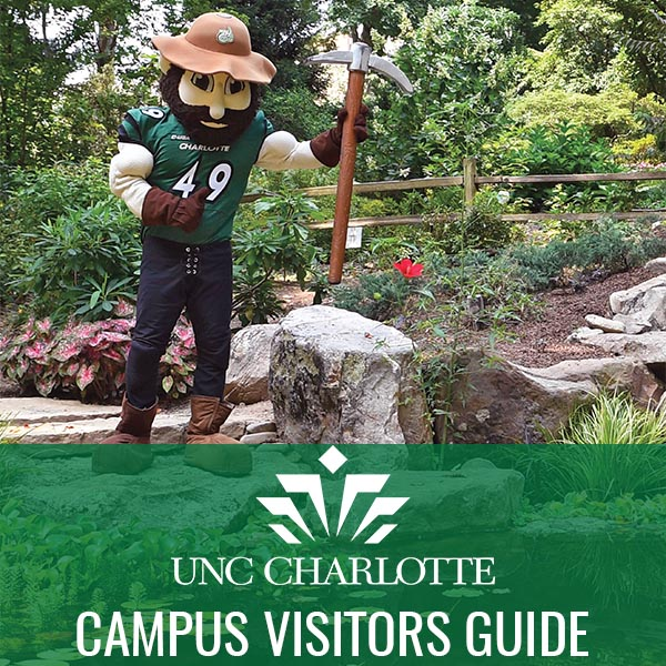 UNCC Visitors Guide Website
