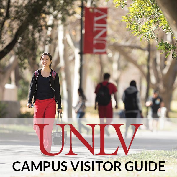 UNLV Visitor Guide Website