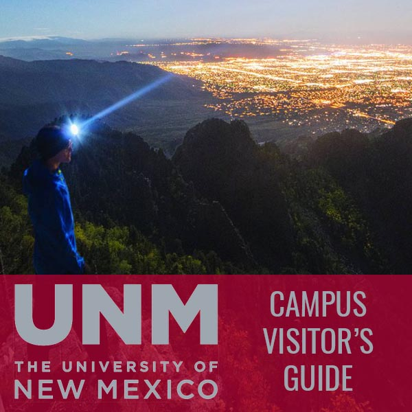UNM Visitor's Guide Website