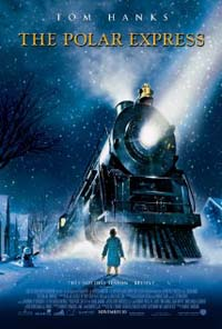 The Polar Express movie cover