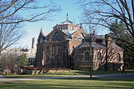 Outside Chancellor Green Library – Princeton University