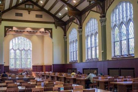 Inside Hale Library – Kansas State University