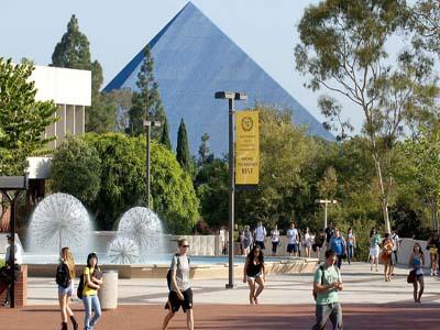 Cal State Long Beach campus