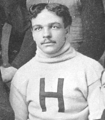 first black college athletes was William H. Lewis