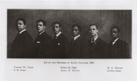 Alpha Phi Alpha at Cornell University