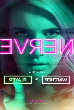 Nerve movie cover