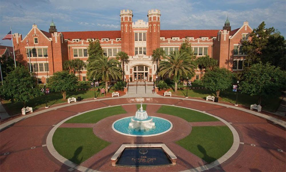 FSU campus building