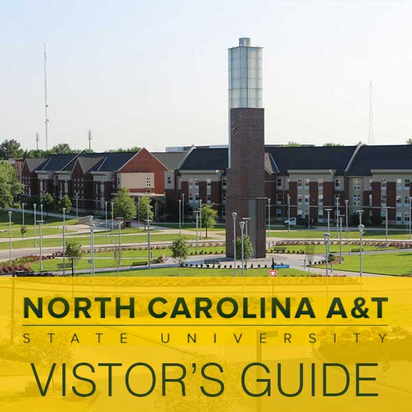 North Carolina A&T Visitor's Guide