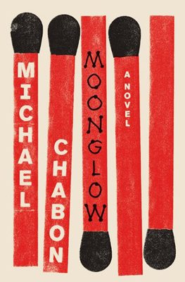 Moonglow book cover