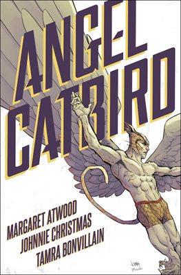 Angel Catbird book cover