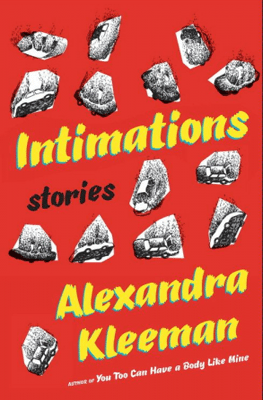 Intimidations book cover