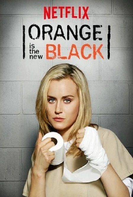 Orange is the New Black Netflix poster