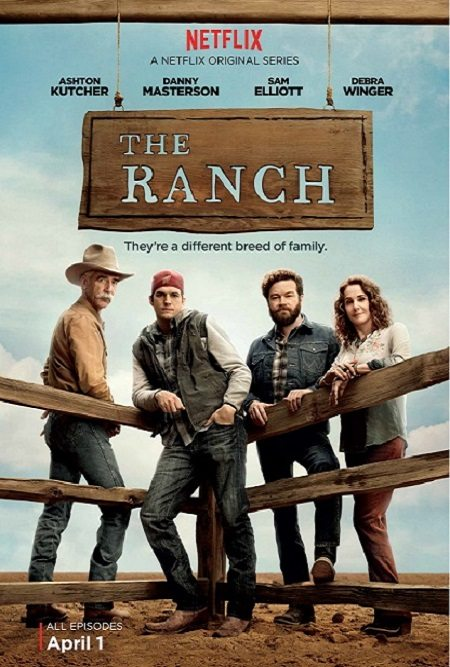 The Ranch Netflix poster