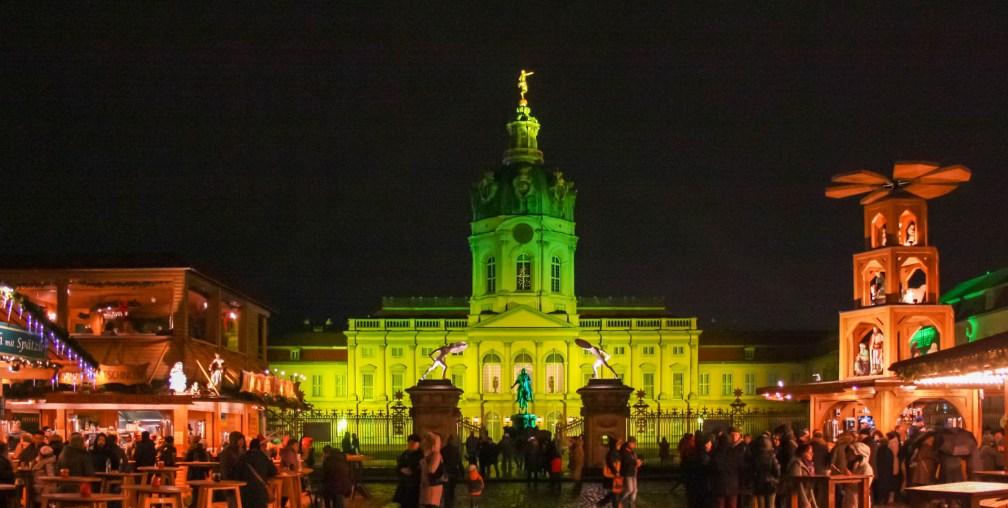 Charlottenburg Palace Christmas market