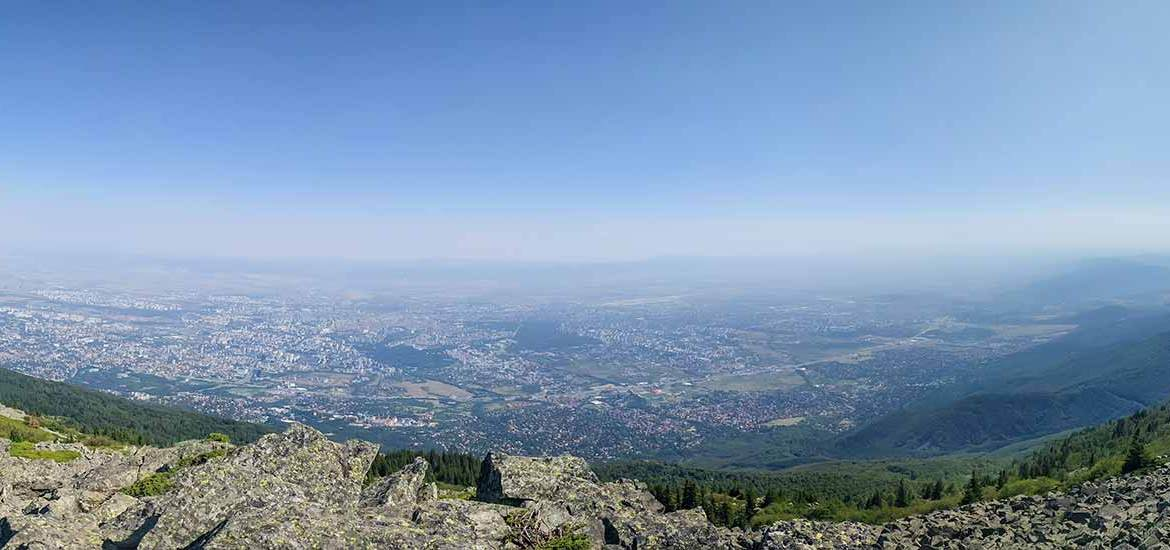 How to get to Vitosha Mountain