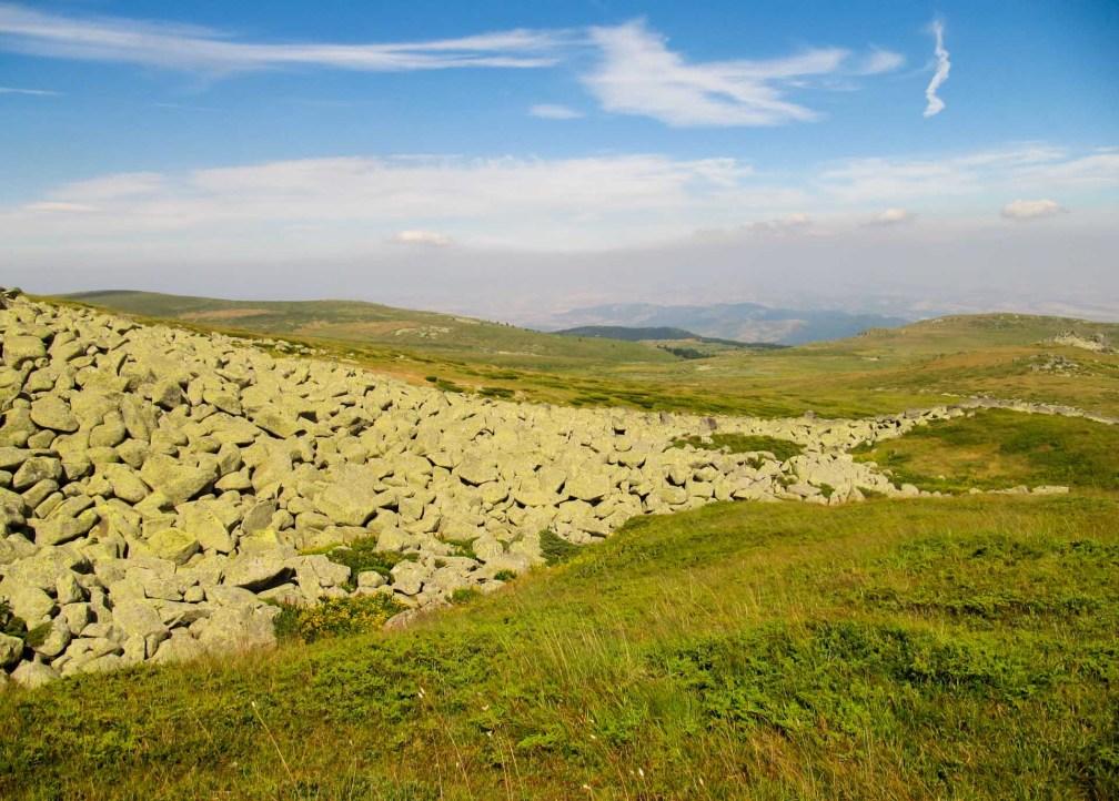 bulgaria stone rivers