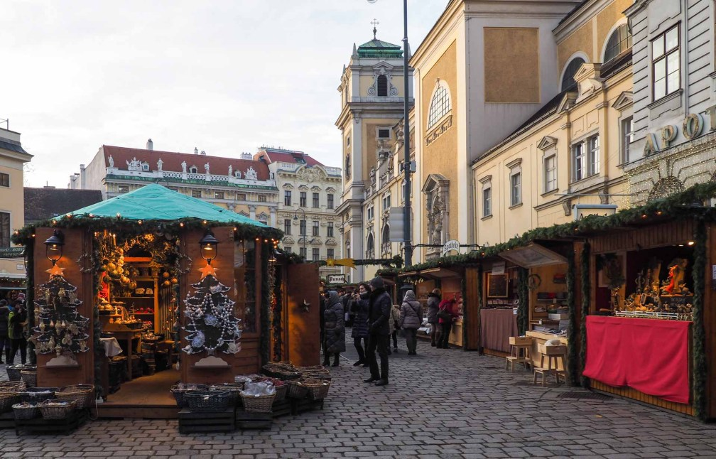 Old Viennese Christmas Market
