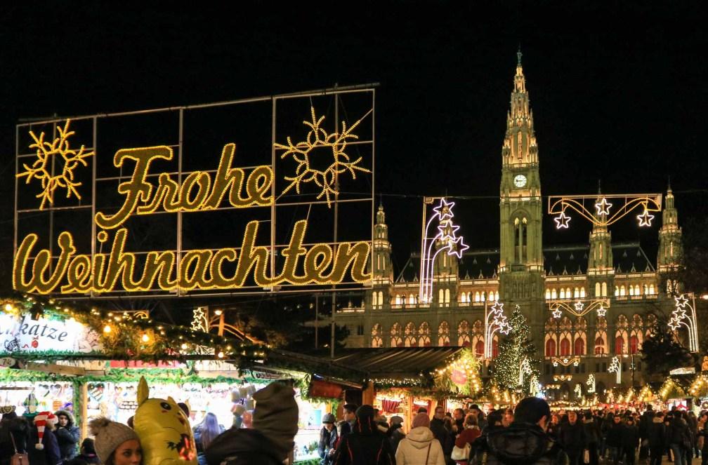 Christmas World Rathaus