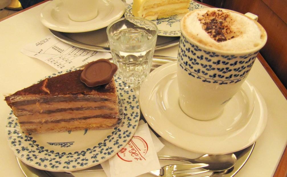 most romantic restaurants in Vienna