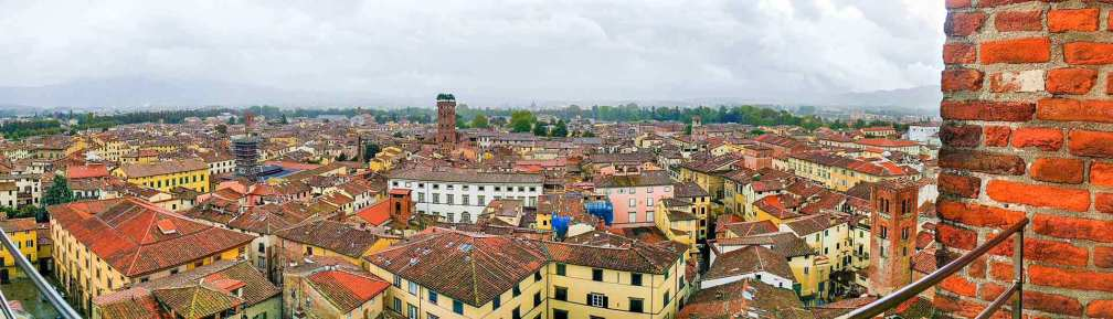 One day in Lucca itinerary