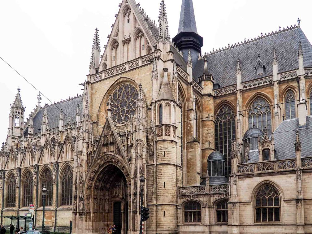 Church of Our Lady of the Sablon