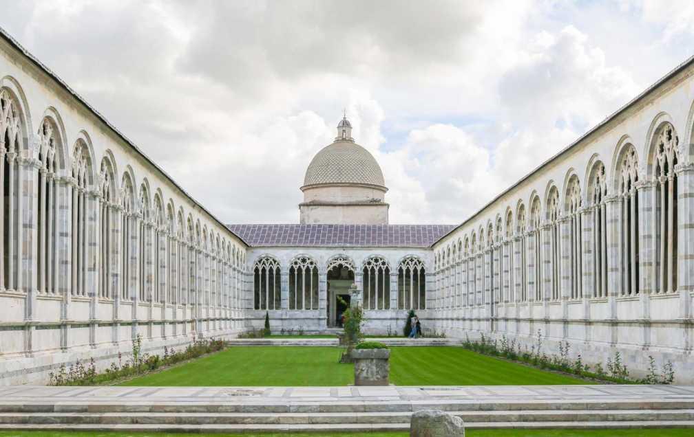 Cemetery Campo Santo