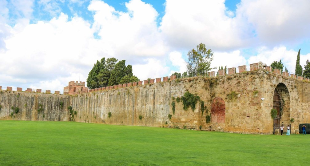 City Walls of Pisa