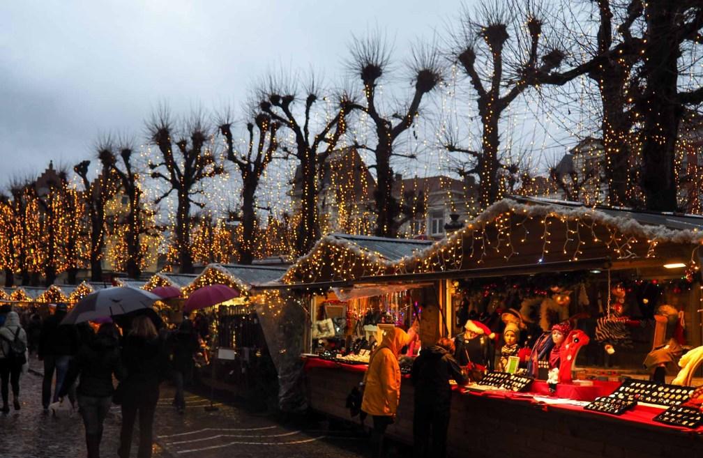 Simon Stevinplein Christmas market