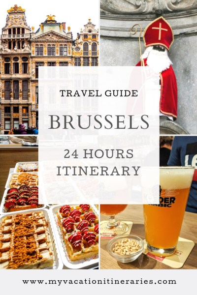 1 day in brussels
