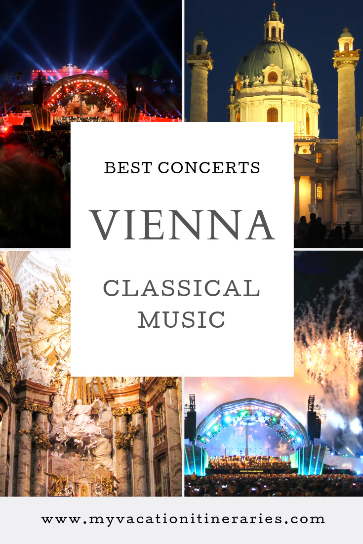 best classical concerts in vienna