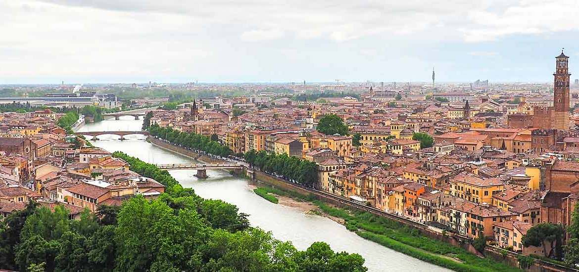 Where to stay in Verona, Italy