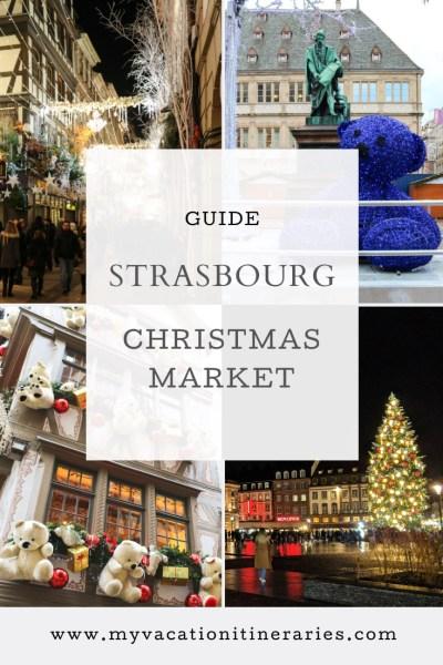 strasbourg christmas market dates 2019