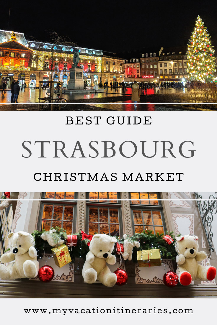 christmas markets in strasbourg