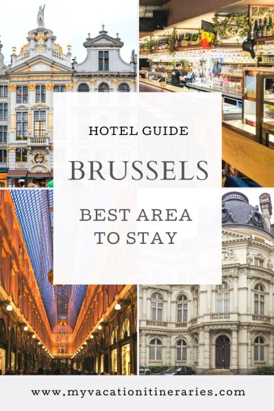 best place to stay in brussels