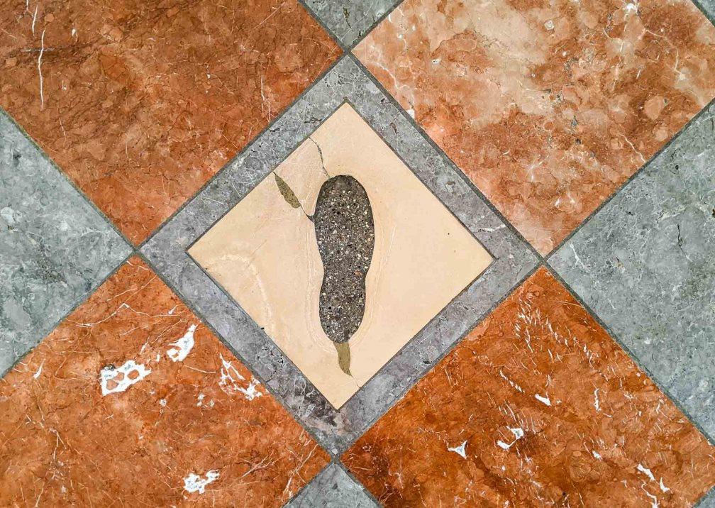 Footprint of the Devil