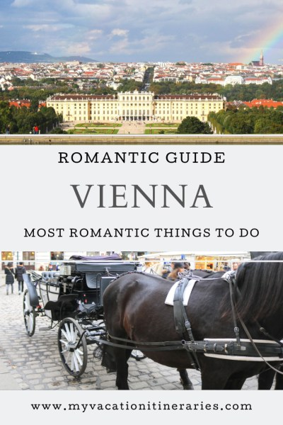 romantic places in vienna