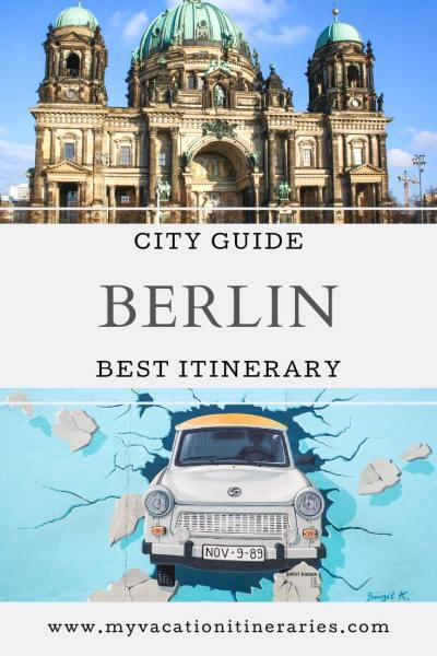 berlin itinerary