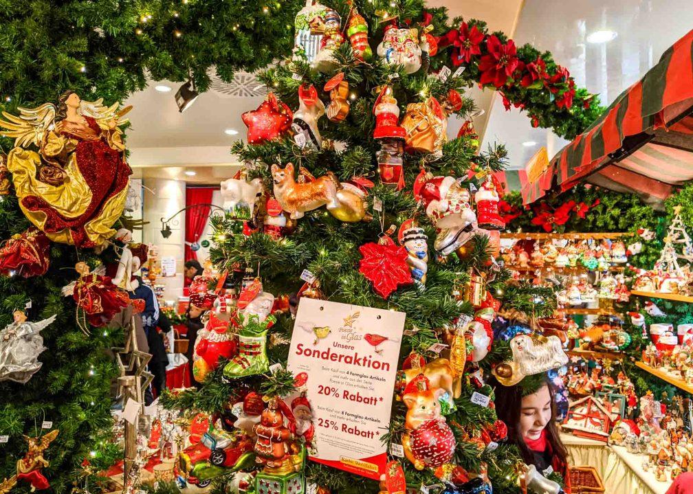 Christmas store Käthe Wohlfahrt