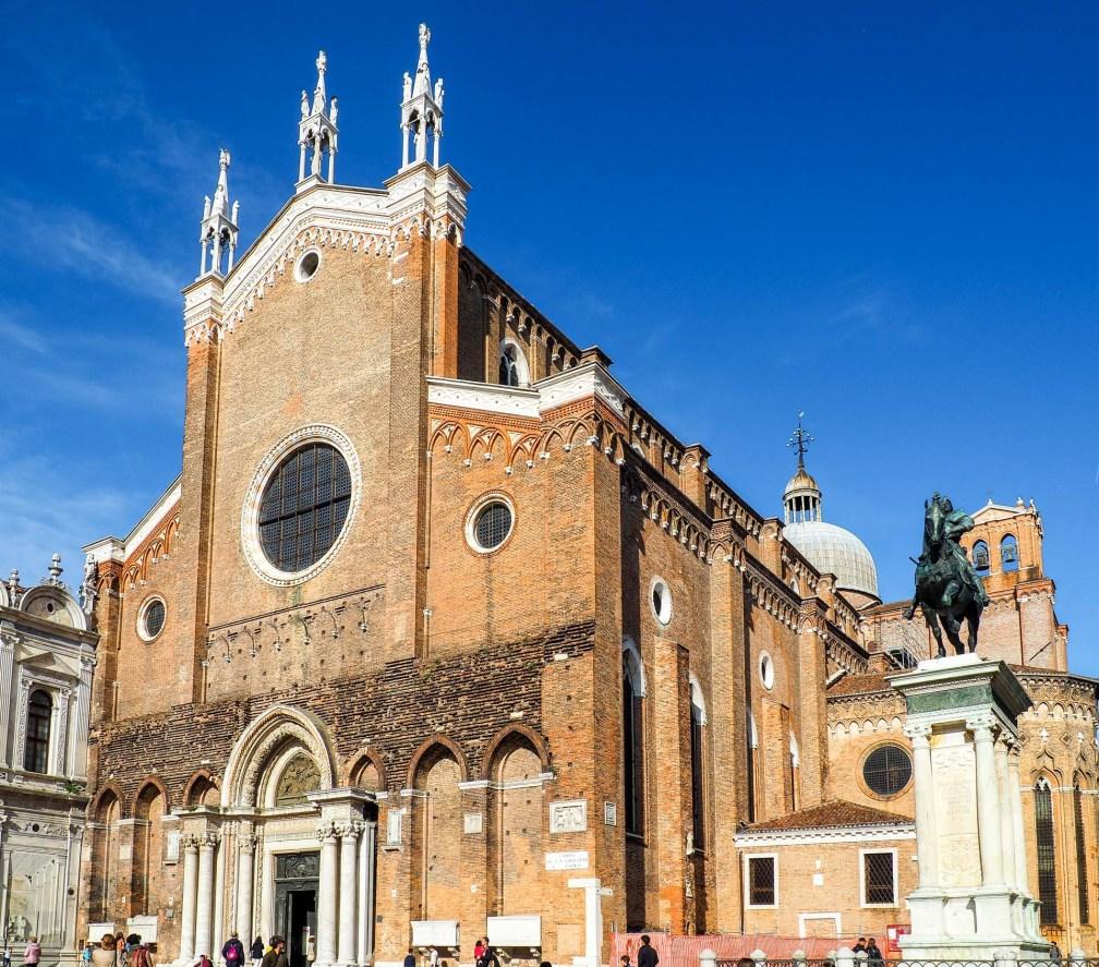 Basilica of Santi Giovanni e Paolo