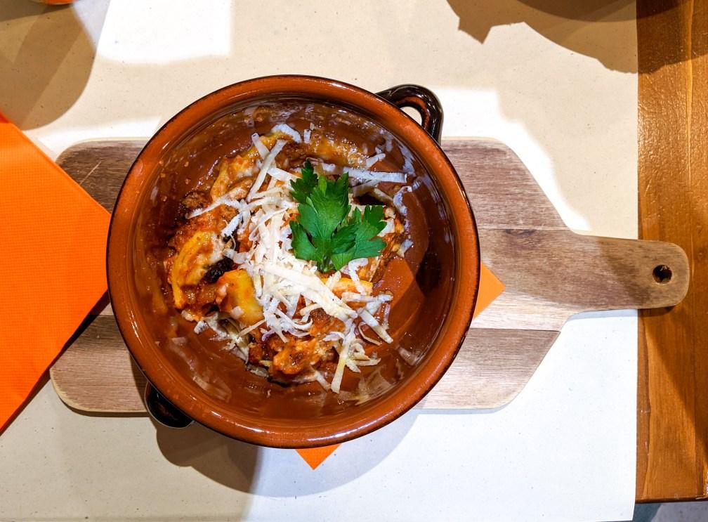Cantina Arnaldi lasagna
