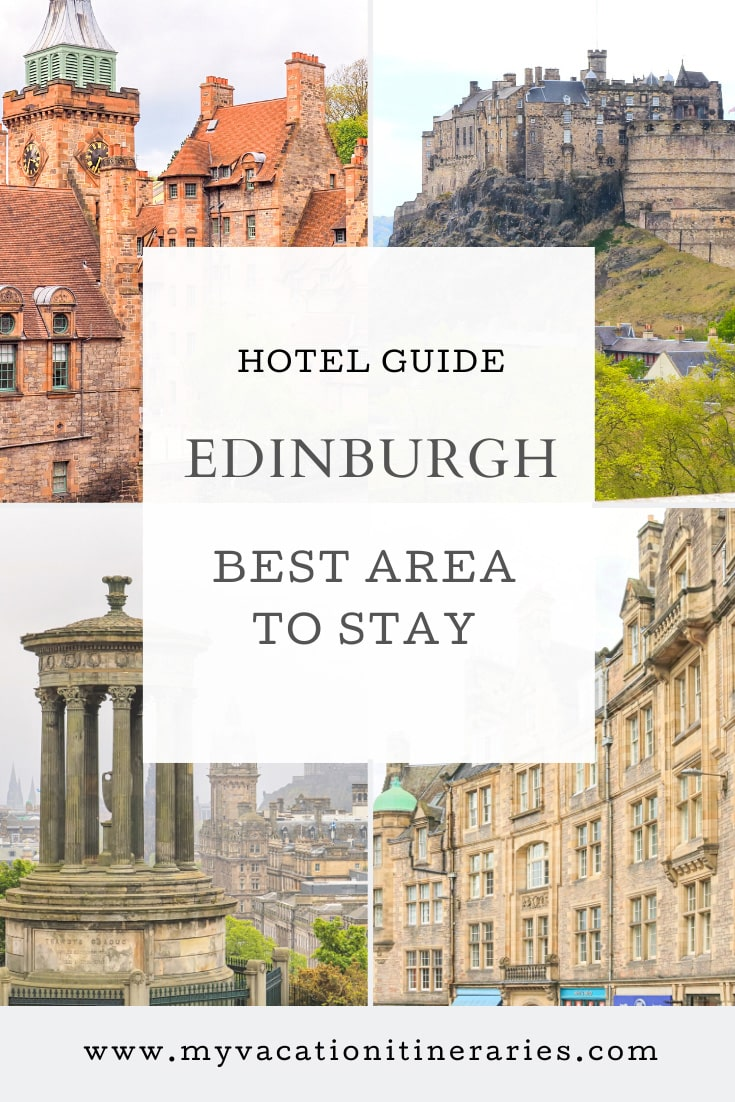 best area to stay in Edinburgh