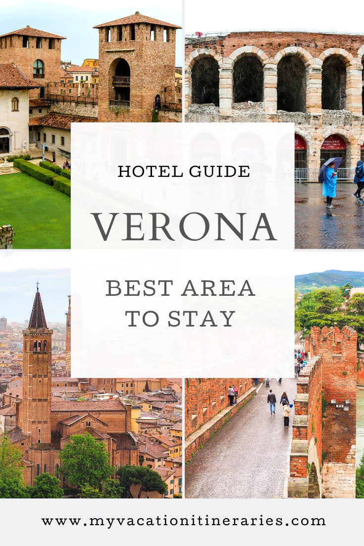 best place to stay in verona