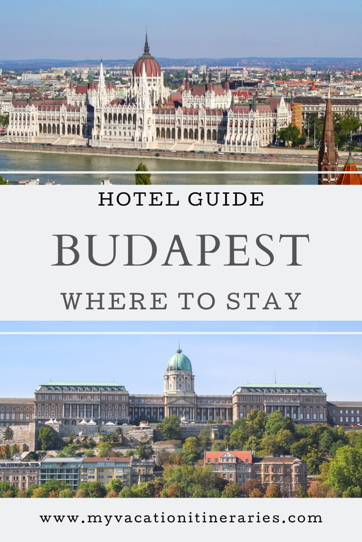 Where to stay in Budapest first time