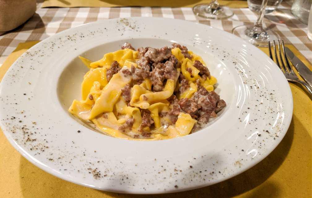 Gessetto pasta