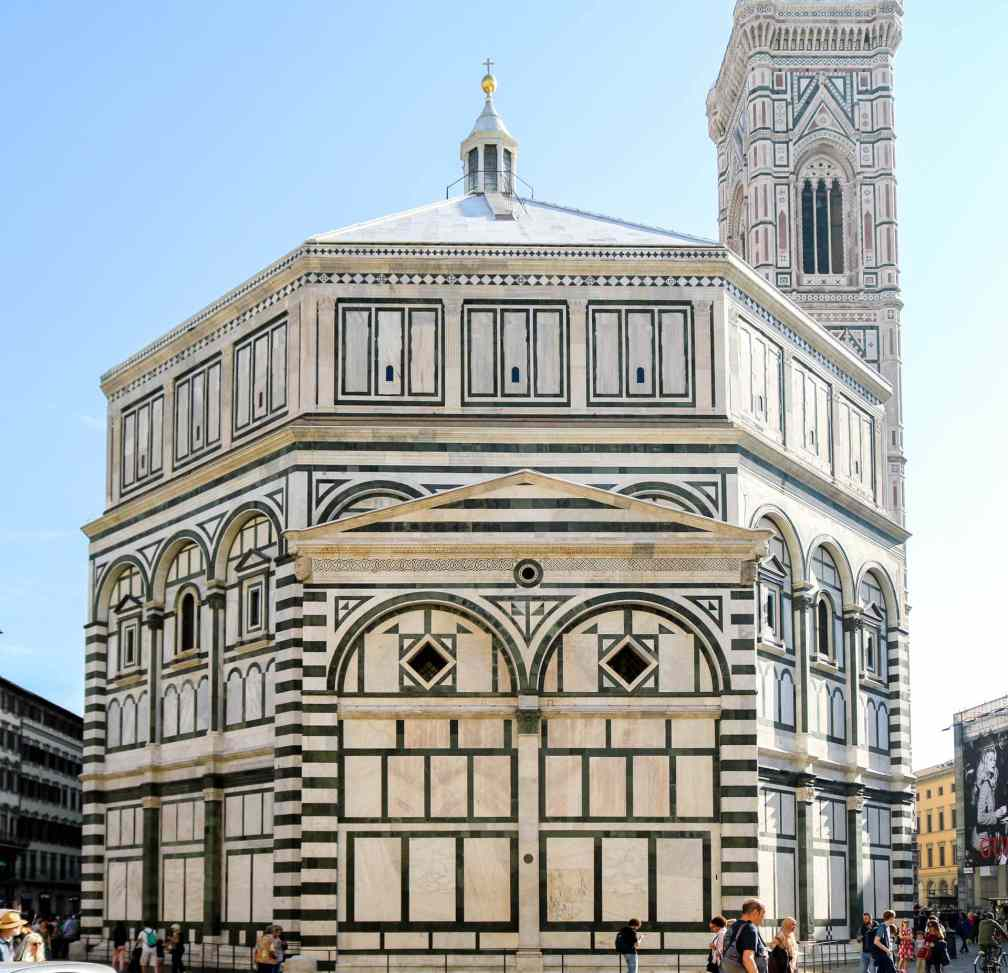 Baptistery of Saint John